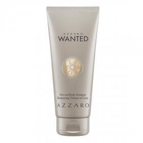 Wanted Hair & Body Shampoo