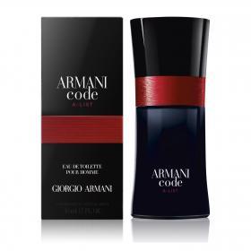 Armani Code Homme A List Eau de Toilette 50 ml