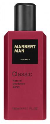 Man Classic Natural Deodorant Spray